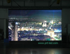 Outdoor/ Indoor Full Color LED Display Screen with 500X500mm/500X1000mm Panel (P3.91/P4.81/P6.25) pictures & photos