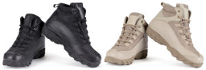 Esdy Tactical Training Assault Hiking Boots in Blade Ripples Design pictures & photos