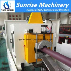 Rigid Plastic PVC Water Pipe Electric Conduit Pipe Extrusion Machine pictures & photos