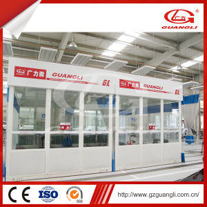 High Quality and Energy Efficent Sanding Booth (GL300) pictures & photos