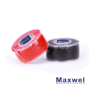 Silicone Rubber Tape for Pipe Wrapping pictures & photos