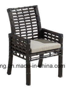 Big Synthetic Round Rattan Outdoor Garden Furniture Set with Table & Chair (YTA607&YTD607-1) pictures & photos