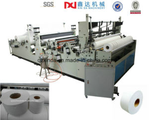 Raw Material for Toilet Tissue Paper Maxi Roll Making Machine pictures & photos