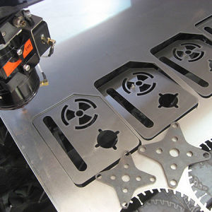 Stainless Steel Laser Cut/Aluminum Cut/Metal Work Laser Cutting pictures & photos