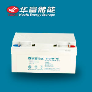 VRLA 12V 70ah UPS Lead Acid Battery pictures & photos