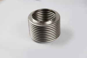 Facorty! Stainless steel Bellows, 304L, Corrugated Tube 32*10 pictures & photos