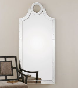 Oversized Lightly Antique Mirror Frameless for Home Decoration pictures & photos