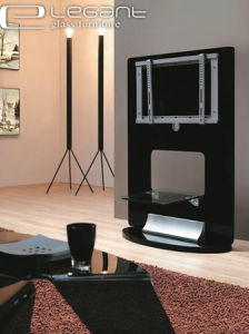 15mm Tempered Glass TV Stand for LCD TV pictures & photos