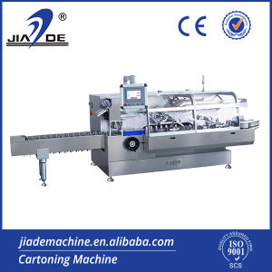 Automatic High Speed Cartoning Machine for Tube (JDZ-260)