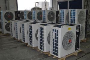 Anti Corrosion Monobloc Air Source Titanium Pool Heater pictures & photos