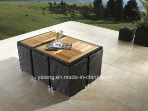 Outdoor Teak Furniture Garden Lover Set &Beach&Living Room (YT233-1) pictures & photos