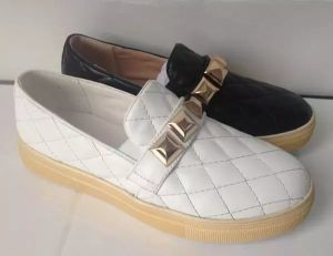 Comfort Flat Shoes Women Shoes for Sale (NF046) pictures & photos