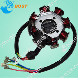 Motorcycle Magneto Stator Coil with 8 Poles for Cg125 125cc Scooter Moped pictures & photos