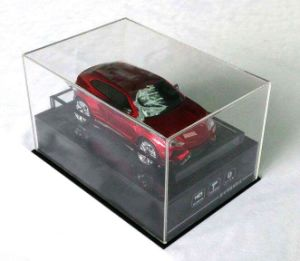 Custom Acrylic Motor Model Showing Box pictures & photos