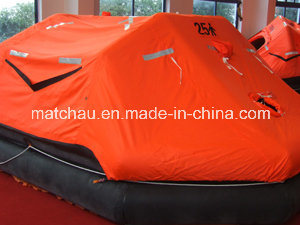 Solas Approved Container Pack a Inflatable Life Raft pictures & photos