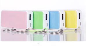 Customied Christmas Promotion Gift Perfume Mobile Power Bank Charger (PB-YD08B) pictures & photos