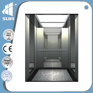 Traction Machine Type Speed1.0-1.75m/S Passenger Elevator pictures & photos