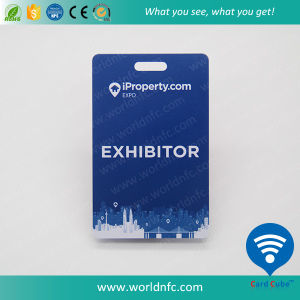 OEM Colorful Plastic PVC Luggage Tag pictures & photos