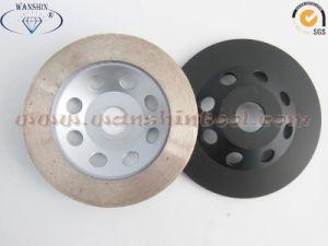 Continuous Rim Diamond Cup Wheel for Granite pictures & photos
