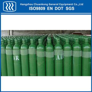 High Pressure Seamless Steel Oxygen Argon Nitrogen Gas Cylinder pictures & photos