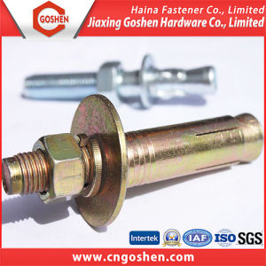 Steel Wedge Anchor /Expansion Anchor/Galvanized Anchor Bolts pictures & photos