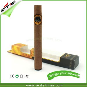 Long and Thin E Cigarette1800 Puffs Disposable E-Cigar pictures & photos