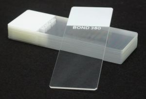Disposable Glass Microscope Slide for Medical Use pictures & photos