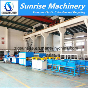 Sunrise PVC Plastic Profile Corner Bead Extrusion Making Machine for Sale pictures & photos