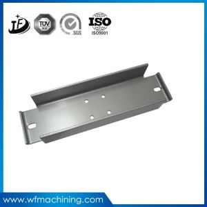 Electroplated Hot Cold Stamping Sheet Metal Punching Stamped Parts pictures & photos