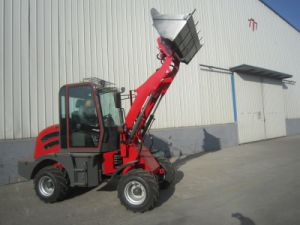Cheap Price 1ton Zl10 Loader pictures & photos