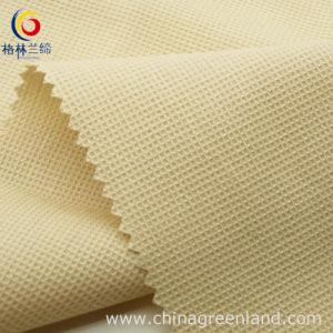 100%Cotton Grid Plain Fabric for Garment pictures & photos