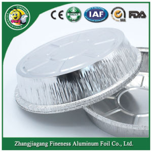 Eco-Friendly Household Aluminum Foil Container (Z4212) pictures & photos
