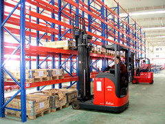 Warehouse Selective Pallet Racking for Storage Solution pictures & photos