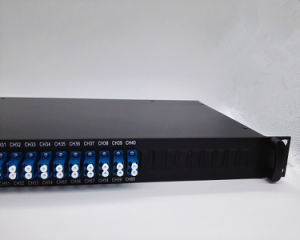 100g 40CH DWDM Multiplexer for FTTH/Telecom pictures & photos