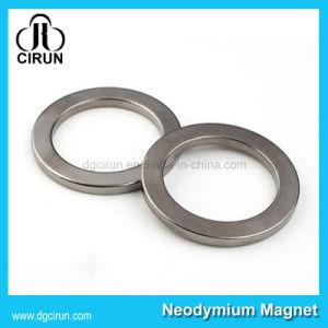 Custom N35 N38 NdFeB Permanet Speaker Ring Magnets pictures & photos