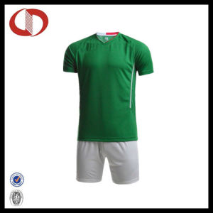 Wholesale New Style Fashion Mans Soccer Uniforms 2016 pictures & photos