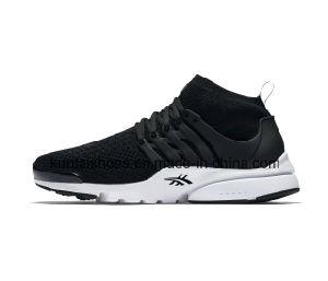 Unisex Fashion Sport Shoes with Flyknit Upper