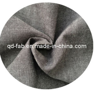 100%Cotton Yarn Dyed Shirting Fabric (QF13-0762) pictures & photos