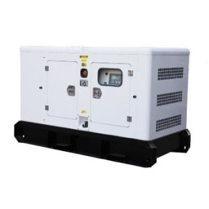 16kw/20kVA Super Silent Type Diesel Generator Powered by Perkins pictures & photos
