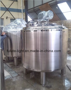 Food Grade Stainless Steel Oil Mixing Tank pictures & photos