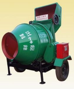 ISO Certification Jzc350 Diesel Engine Concrete Mixer Pump pictures & photos