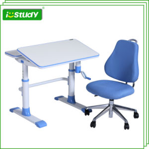 Colorful Adjustable Classroom Table Nursery Furniture with Chair pictures & photos