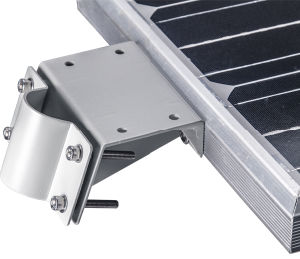10W Solar Auto-Sensing Motion Sensor LED Street Light pictures & photos