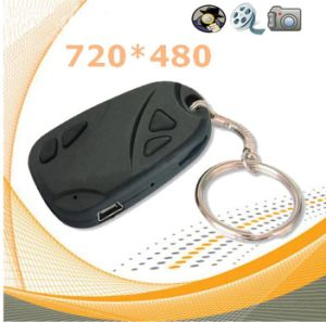 High Quality Mini Hidden Video Car Key Chain Camera DV pictures & photos