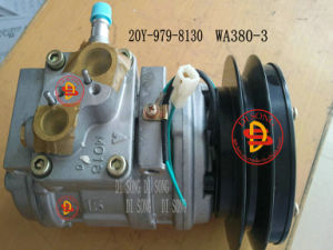 Komatsu Wheel Loader Spare Parts, Compressor (20Y-979-8130) pictures & photos