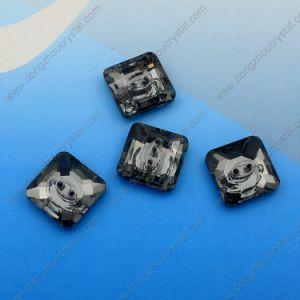 Loose Garment Stone Crystal Button Fo Wholesale pictures & photos