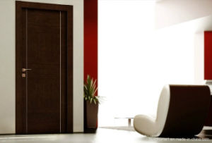 Elegant Bold Look Wooden Interior Doors Prices pictures & photos