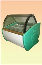 Ice Cream Refrigerator pictures & photos