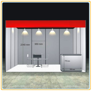 High Performance Outdoor Aluminum Display Stand Exhibition Booth pictures & photos