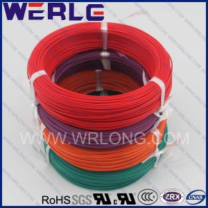 6mm2 Copper Stranded PFA Teflon Insulated Wire pictures & photos